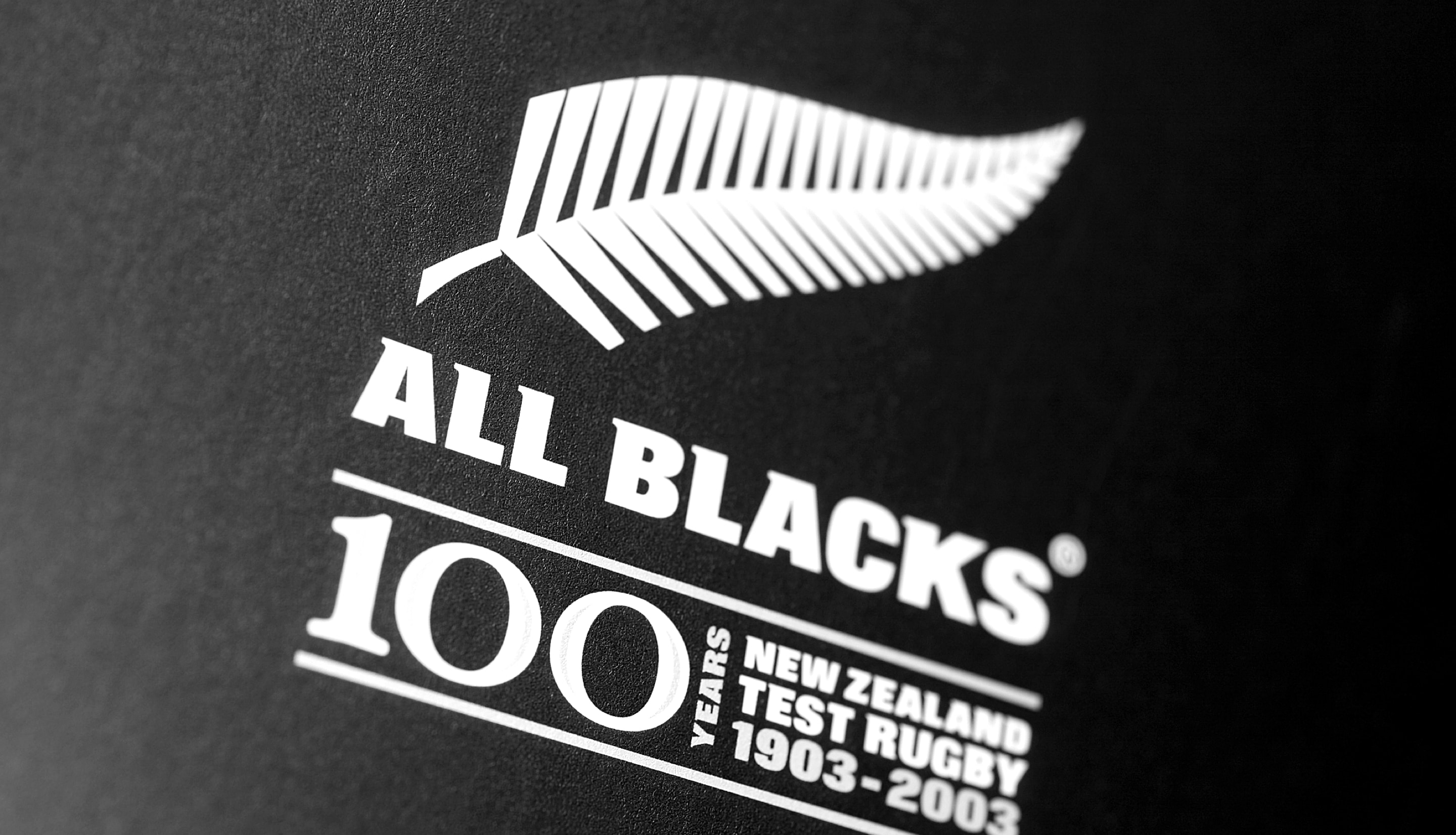 All Blacks 100 years