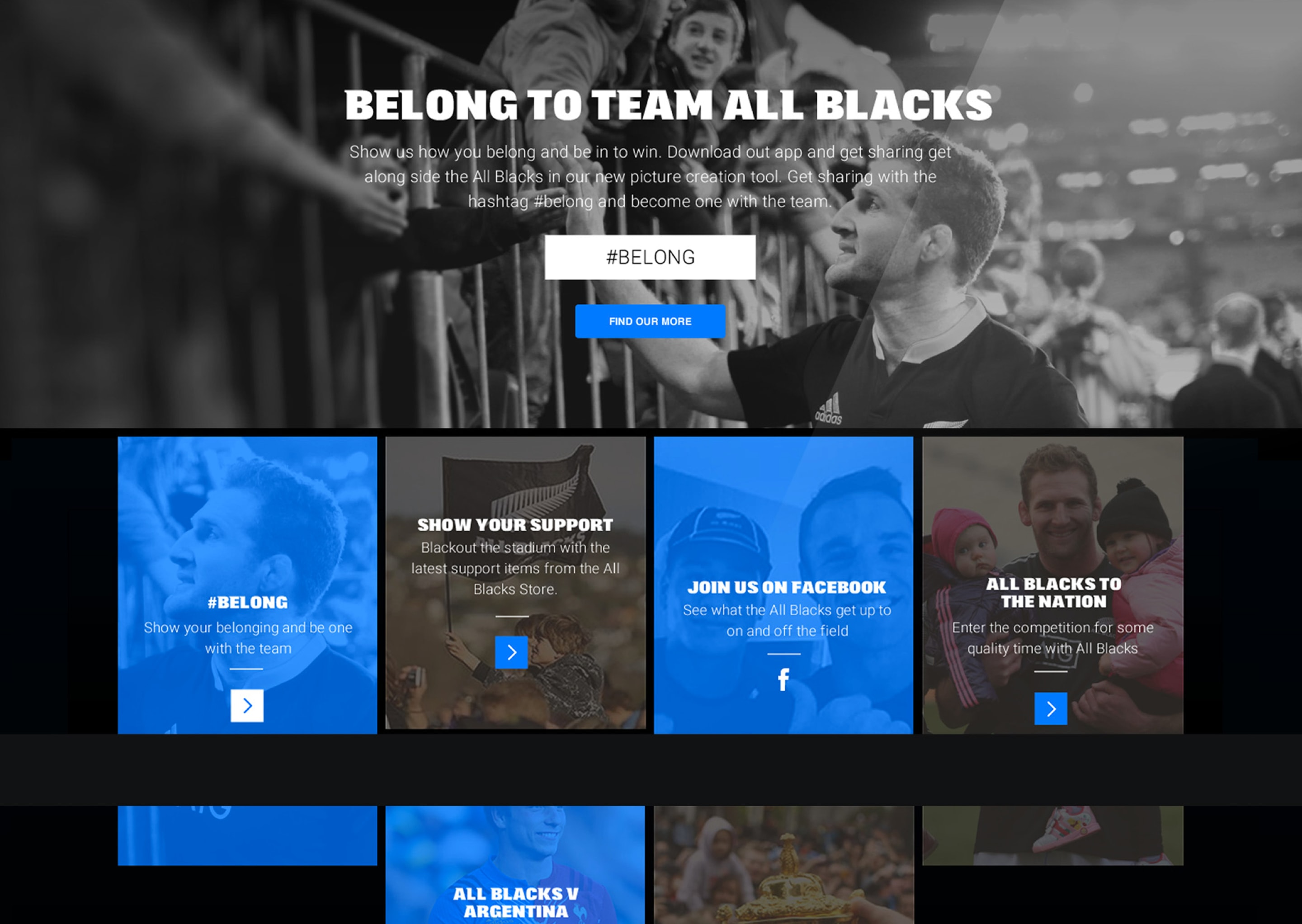 Team All Blacks Blog